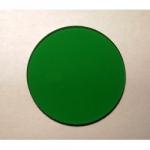 Zelený filtr pro mikroskopy