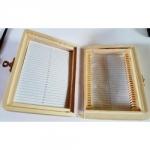 Dřevěná krabice - 26 ks